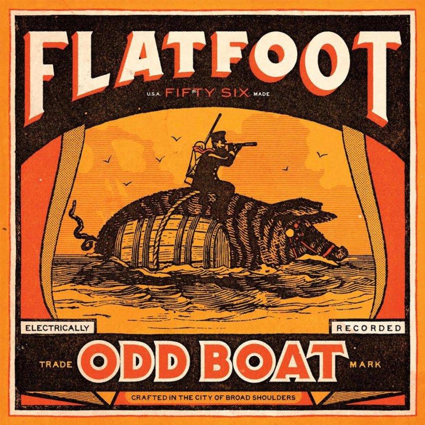 Flatfoot 56 – Odd Boat